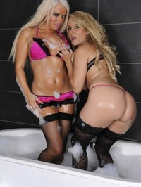 Brooke Lee & Michelle Chase