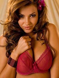 Monica Leigh Playboy Playmate