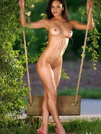 Nyx Ortega swing seat
