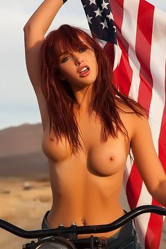 Hot American Model Veronica Ricci