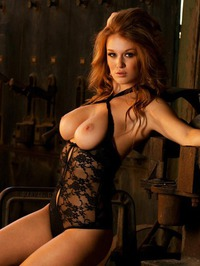 Leanna Decker Offers A Nice View